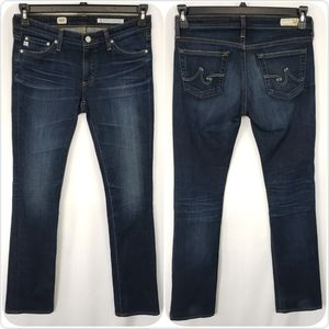 Adriano Goldschmied The Ballad Slim Boot Jeans 27
